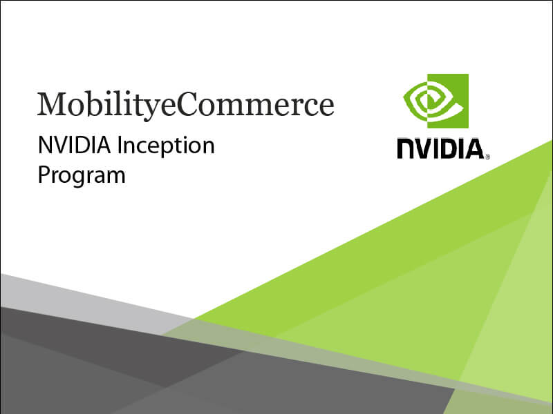 MobilityeCommerce NVIDIA Inception Program