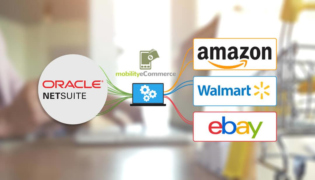 Netsuite Integration: Amazon, Walmart, and Ebay Connectors