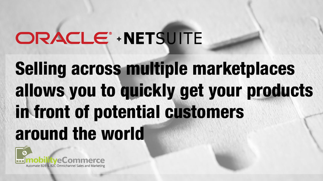 MobilityeCommerce NetSuite Integration