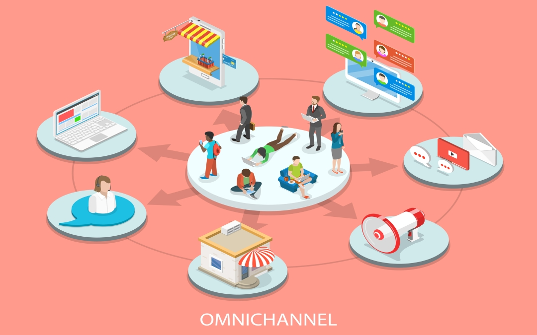 Omnichannel vs Multichannel eCommerce